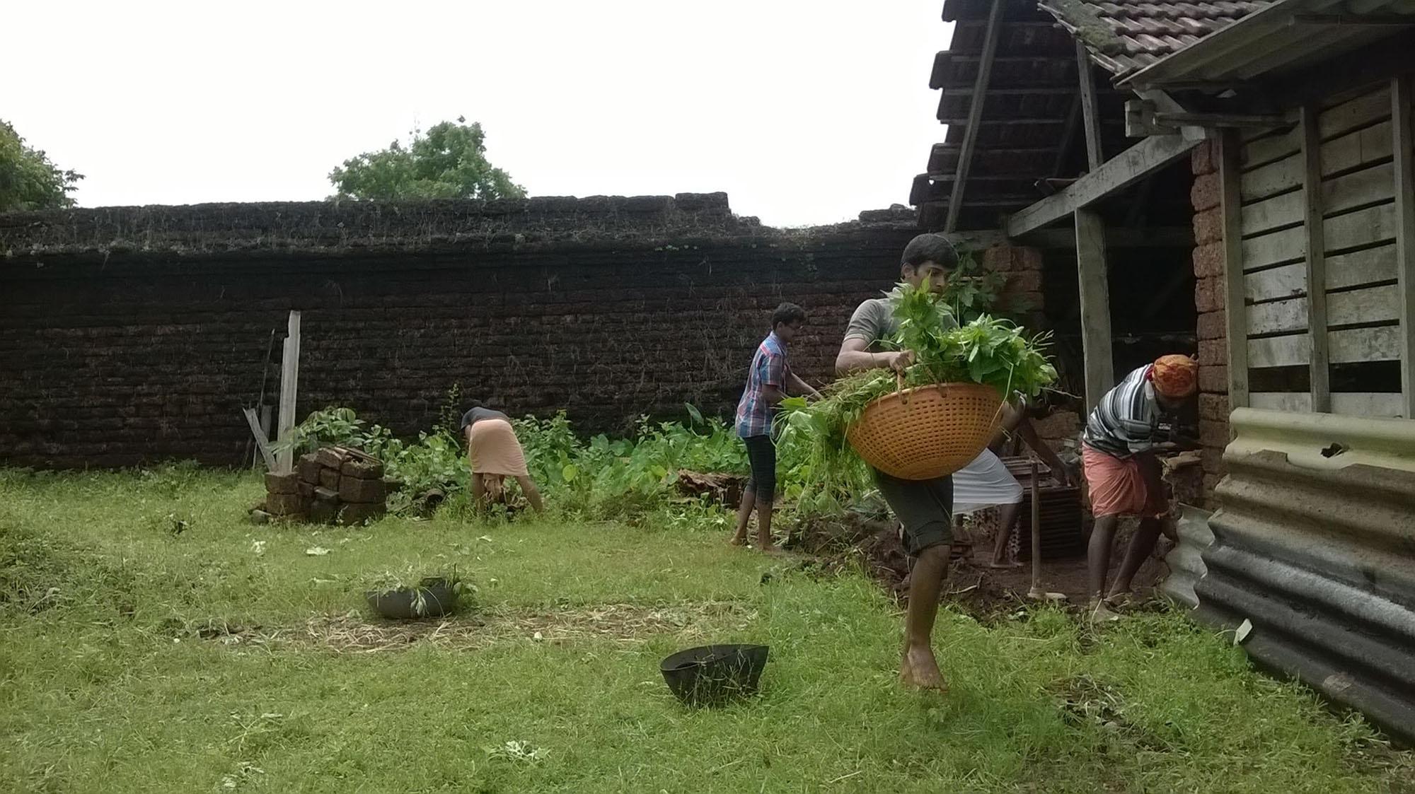 Ananthapura Yuva Brigade Hrudaya Mandira 30-6-2016 2